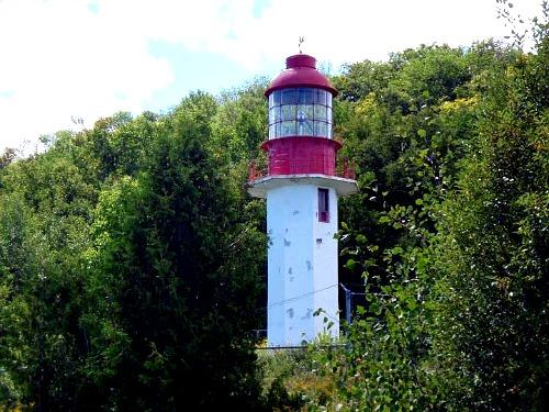 Cape Croker Light house