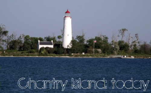 Chantry Island Southampton On