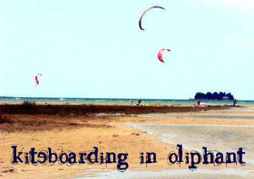 oliphant kiteboarding