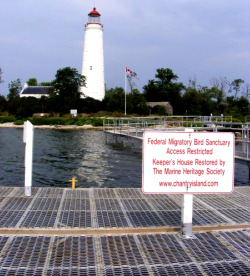 Chantry Island Lighthouse