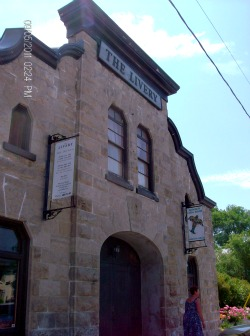livery theater goderich