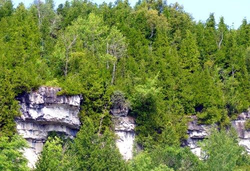 Wiarton Ontario Niagara Escarpment