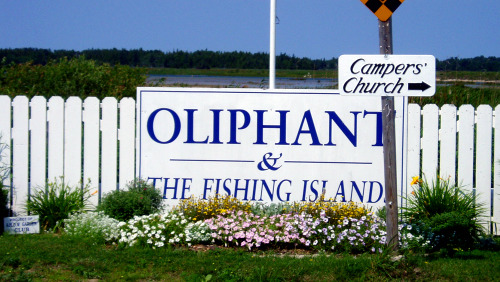 Oliphant Ontario