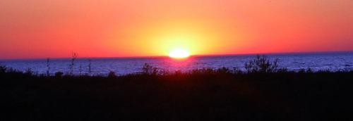 Sunset Scenery Saugeen Shores