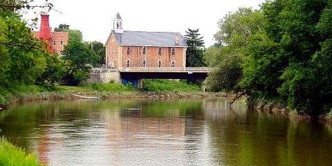 paisley saugeen river