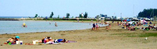 Port Elgin Ontario Beach
