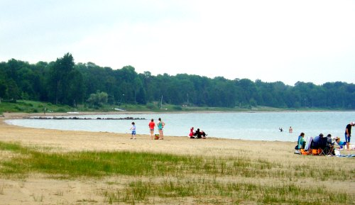 Port Elgin Ontario Beach