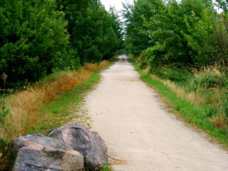 rail trail Georgian Trail