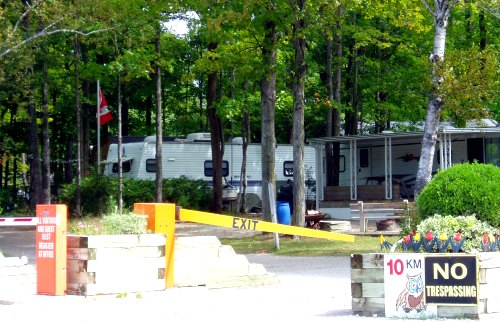 Sauble Beach Camping