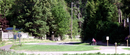 saugeen shores multiuse trail