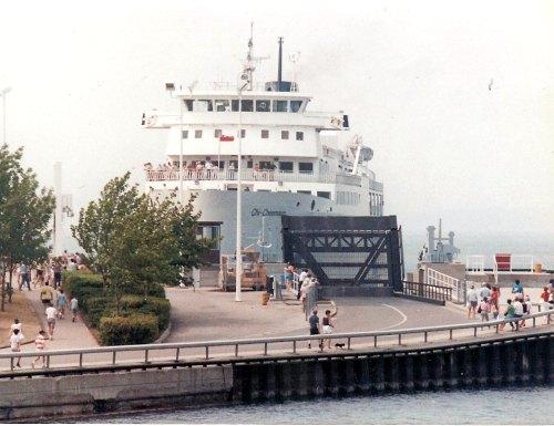 Tobermory Ferry MS Chi-cheemaun