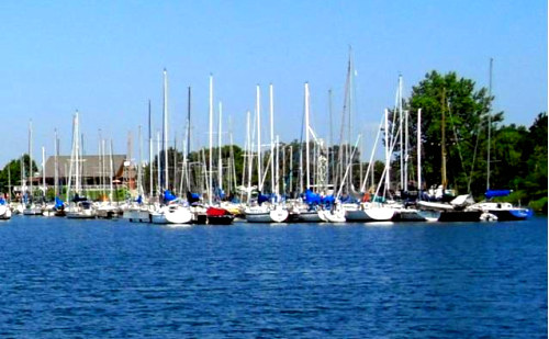 Ontario Marinas Toronto