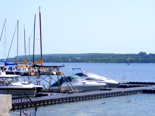 Wiarton Ontario Marina