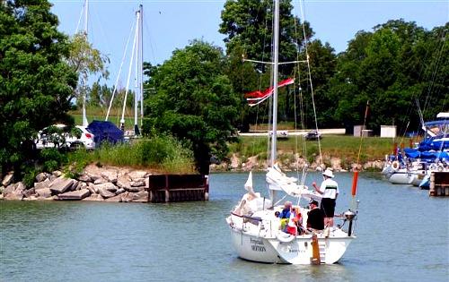 bayfield harbour