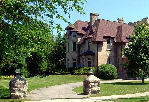goderich historic home