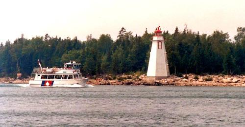 Lighthouses Hope Bay