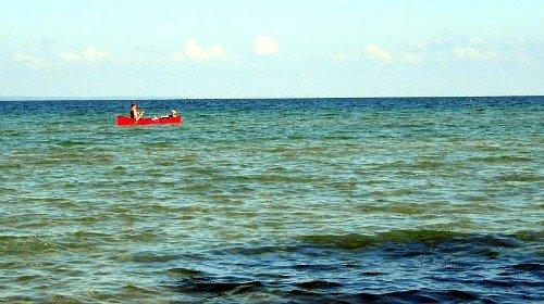 Lake Simcoe Ontario