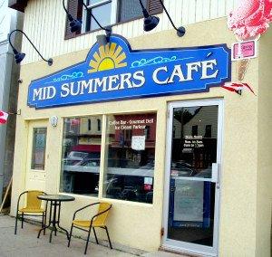 midsummers cafe southampton