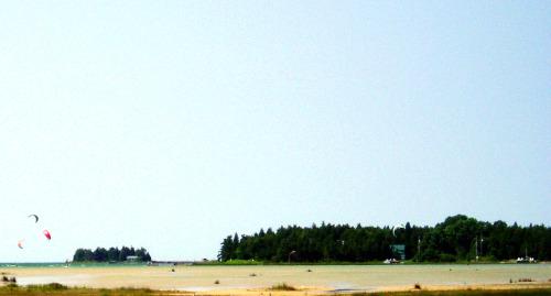 Oliphant Ontario kiteboarding