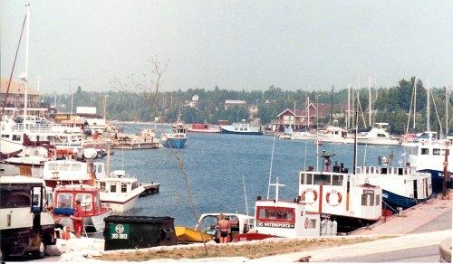 Ontario Marinas