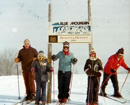 blue mountain ontario